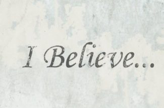 Thumbnail for the post titled: Believing and belonging
